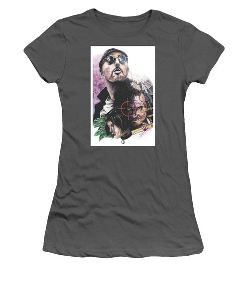 Leon The Professional Women's T-Shirt (Athletic Fit)