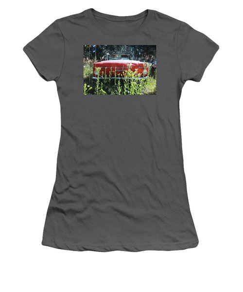 Less Rambling Women's T-Shirt (Athletic Fit)