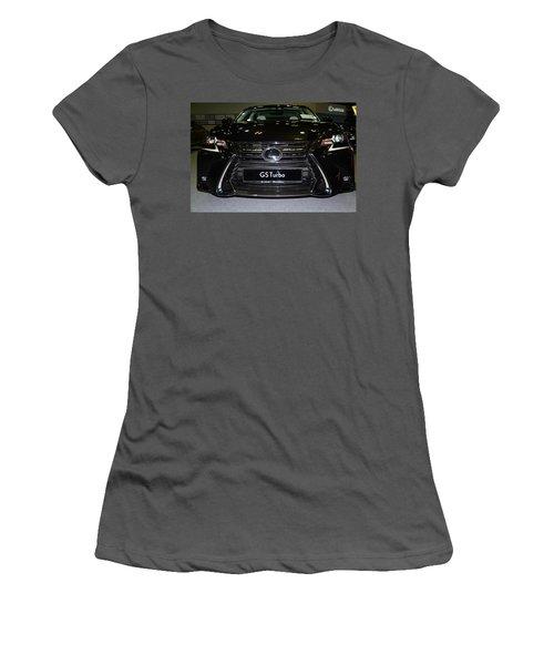 Lexus Gs Turbo Women's T-Shirt (Athletic Fit)