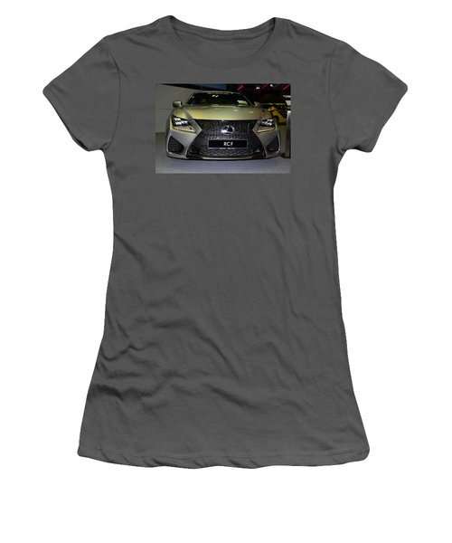 Lexus Rcf Women's T-Shirt (Athletic Fit)