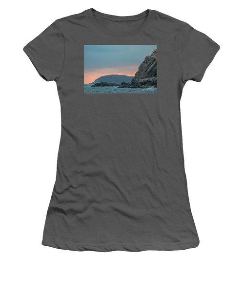 L'heure Bleue, Women's T-Shirt (Athletic Fit)