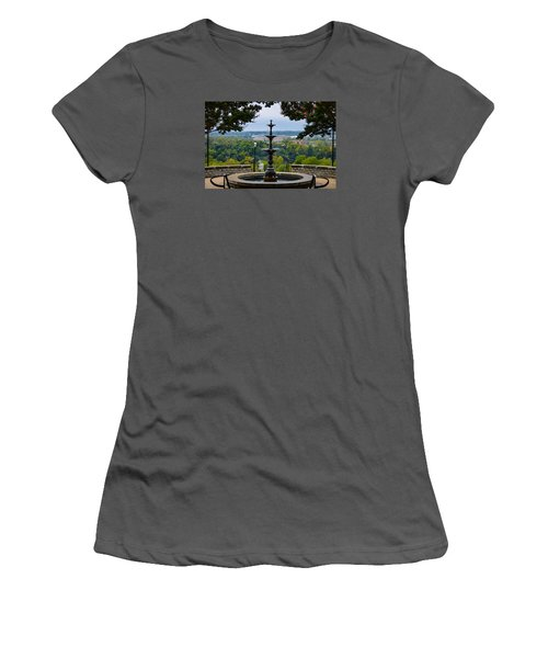 Libby Hill Park Women's T-Shirt (Athletic Fit)