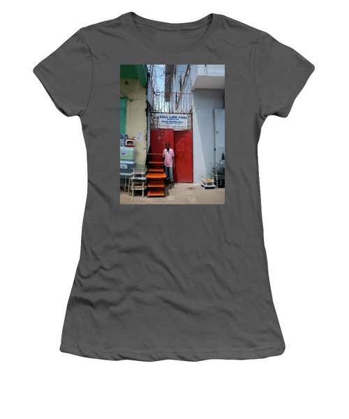 Liberian Lawyer Women's T-Shirt (Athletic Fit)