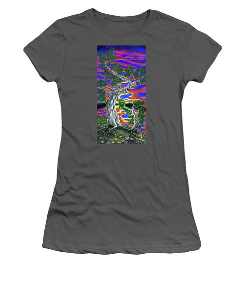 Life Of Trees Women's T-Shirt (Athletic Fit)