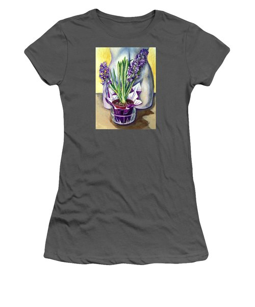 Life Spring Women's T-Shirt (Athletic Fit)