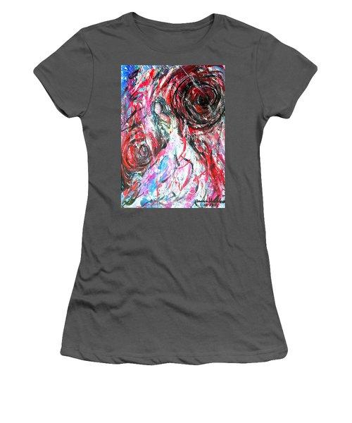Life Storm Women's T-Shirt (Athletic Fit)