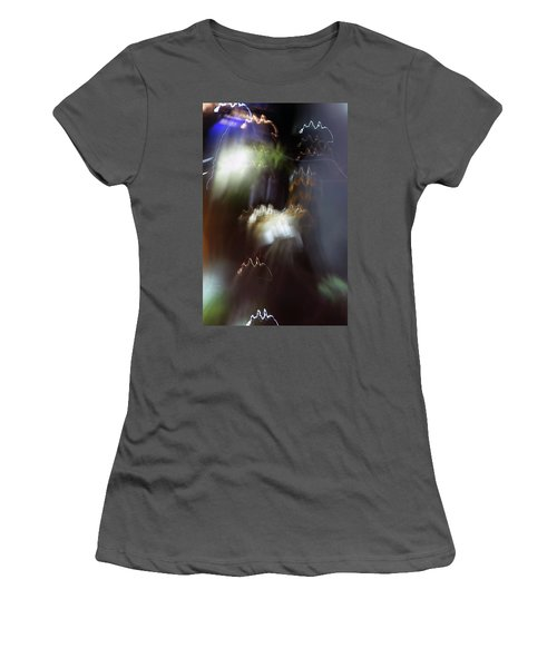 Light Paintings - No 4 - Source Energy Women's T-Shirt (Athletic Fit)