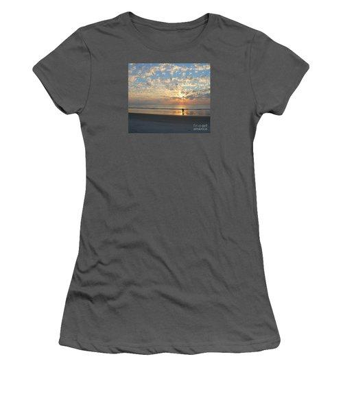 Light Run Women's T-Shirt (Junior Cut) by LeeAnn Kendall