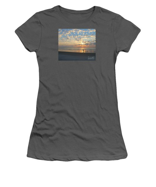 Light Run Women's T-Shirt (Athletic Fit)
