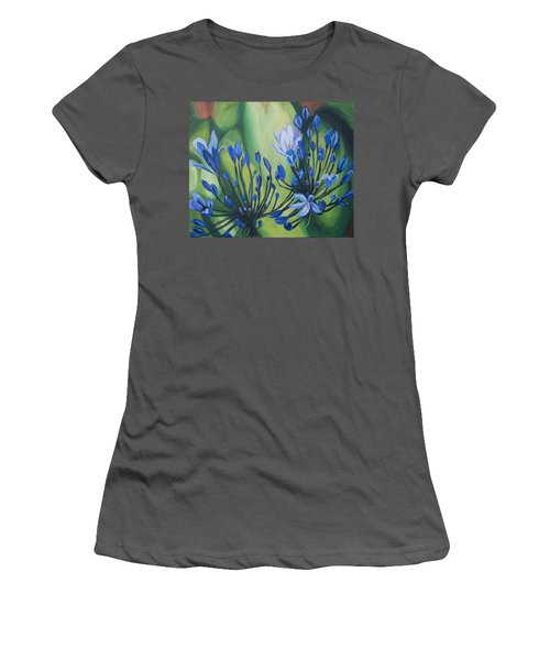 Lilly Of The Nile Women's T-Shirt (Athletic Fit)