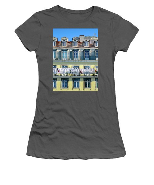 Lisbon Laundry Women's T-Shirt (Athletic Fit)