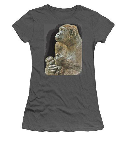 Little Blessing Women's T-Shirt (Athletic Fit)