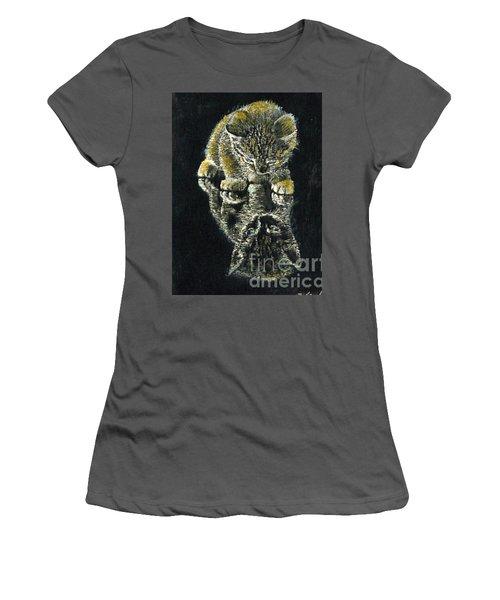 Little P-nut Butter Women's T-Shirt (Athletic Fit)
