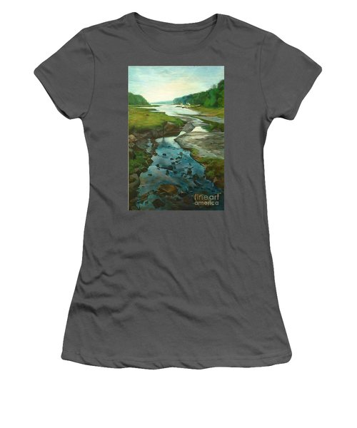 Little River Gloucester Women's T-Shirt (Athletic Fit)
