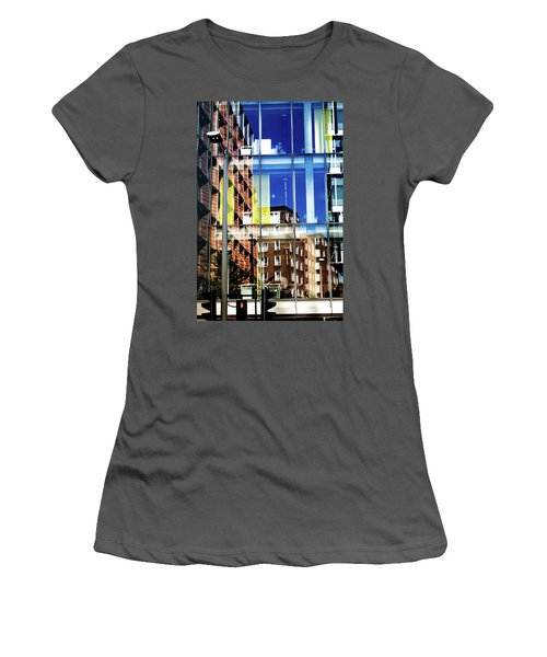 London Southwark Architecture 2 Women's T-Shirt (Junior Cut) by Judi Saunders