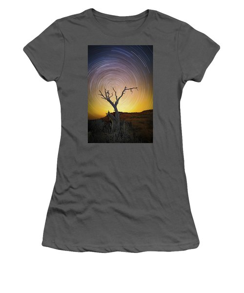 Lone Tree Women's T-Shirt (Athletic Fit)
