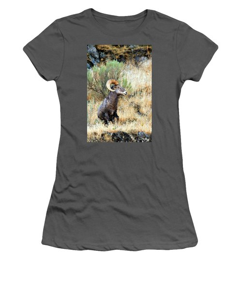 Loner Iv Women's T-Shirt (Athletic Fit)