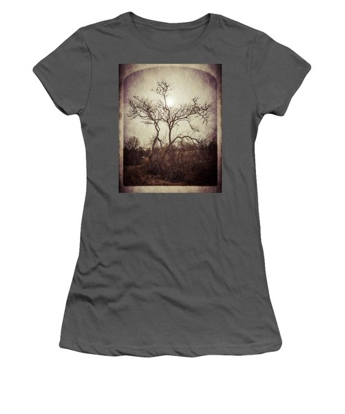 Long Pasture Wildlife Perserve 2 Women's T-Shirt (Athletic Fit)