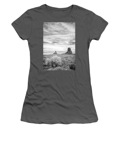 Lost Souls In The Desert Women's T-Shirt (Athletic Fit)