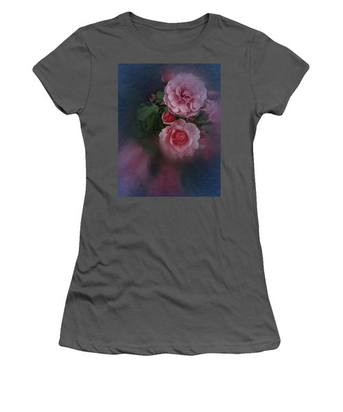 Women's T-Shirt (Junior Cut) featuring the photograph Love Is All You Need by Richard Cummings