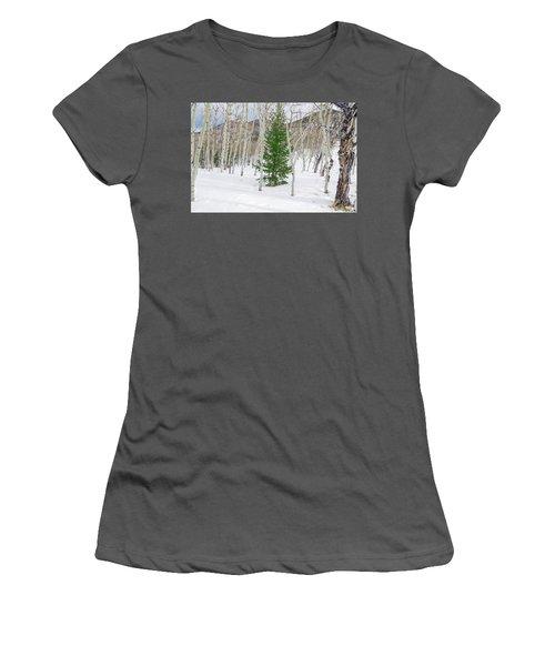 Love Is Love's Reward, Wrote John Dryden.  Women's T-Shirt (Athletic Fit)