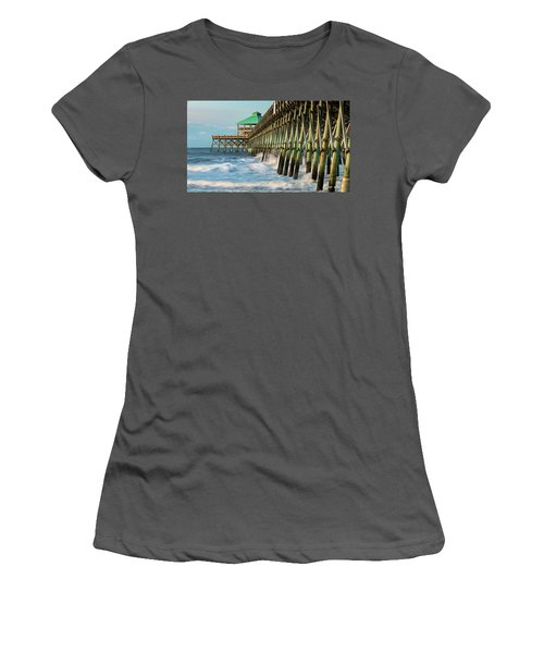 Low Country Landmark Women's T-Shirt (Athletic Fit)