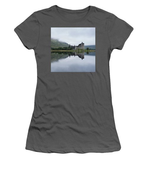 Low Mist At Kilchurn Women's T-Shirt (Athletic Fit)