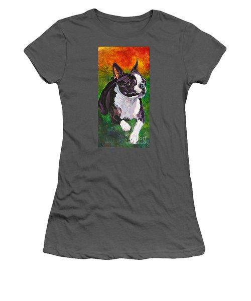 Mach Ellie Women's T-Shirt (Athletic Fit)