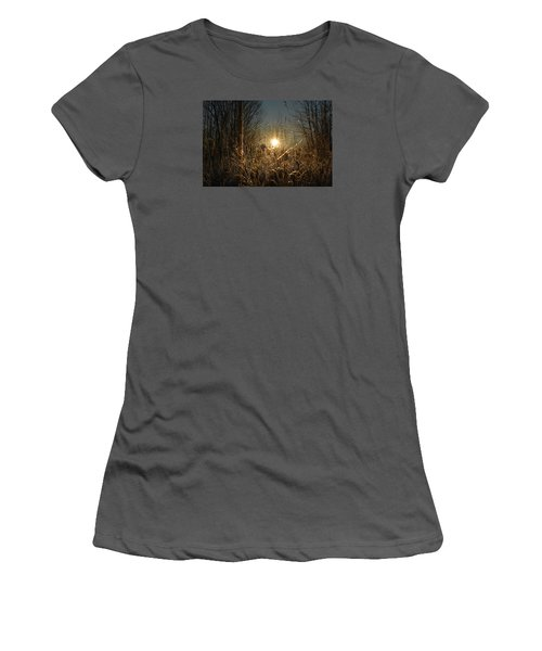 Magical Sunrise Women's T-Shirt (Athletic Fit)