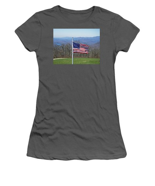 Majesty Women's T-Shirt (Athletic Fit)