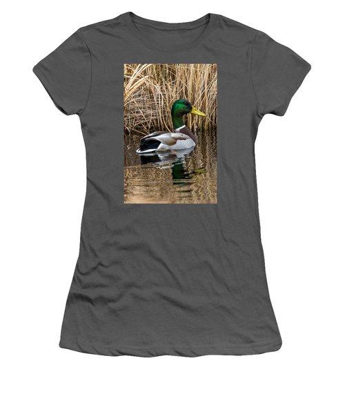 Mallard II Women's T-Shirt (Athletic Fit)