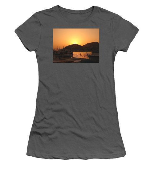 Women's T-Shirt (Junior Cut) featuring the photograph Mallorca 1 by Ana Maria Edulescu