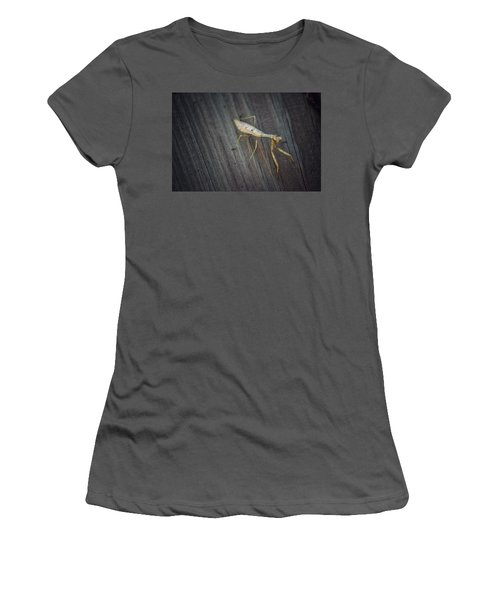 Mantis  Women's T-Shirt (Athletic Fit)