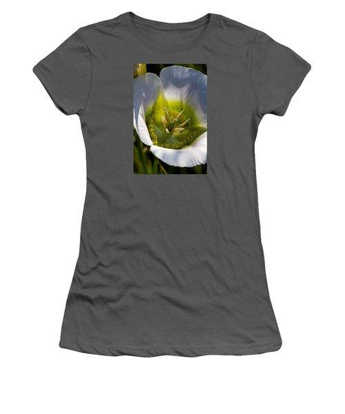 Mariposa Lily Women's T-Shirt (Junior Cut) by Alana Thrower