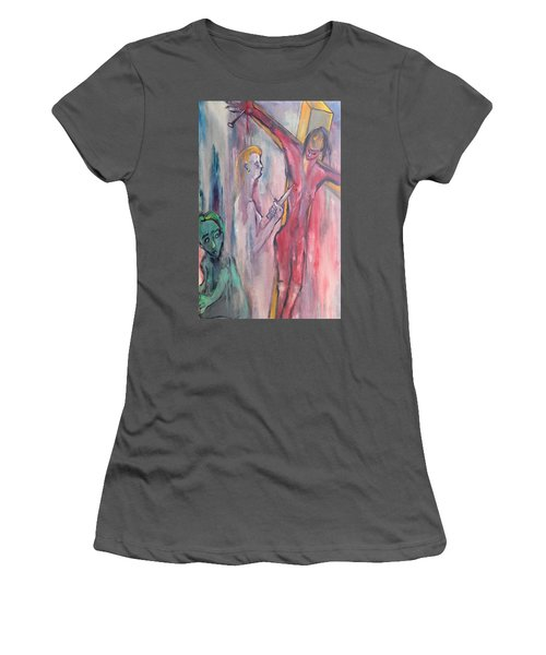 Martyrdom Women's T-Shirt (Junior Cut)