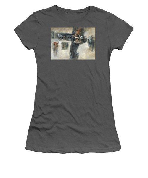 Frozen Women's T-Shirt (Junior Cut) by Behzad Sohrabi