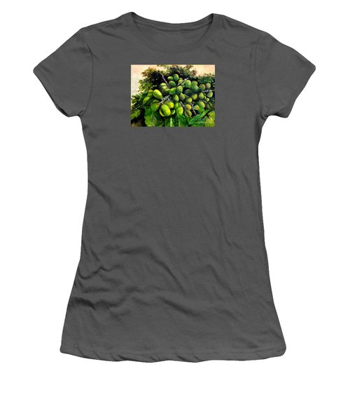 Matoa Fruit Women's T-Shirt (Athletic Fit)