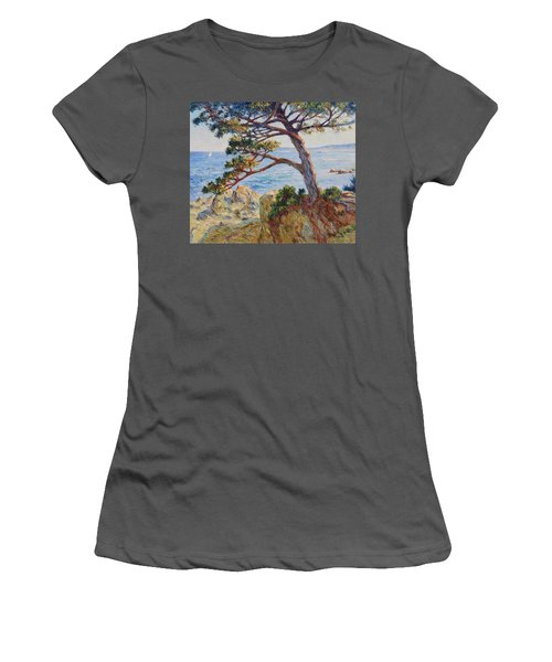 Mediterranean Sea Women's T-Shirt (Athletic Fit)