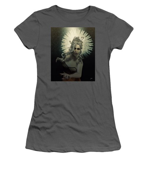Medusa Women's T-Shirt (Junior Cut)