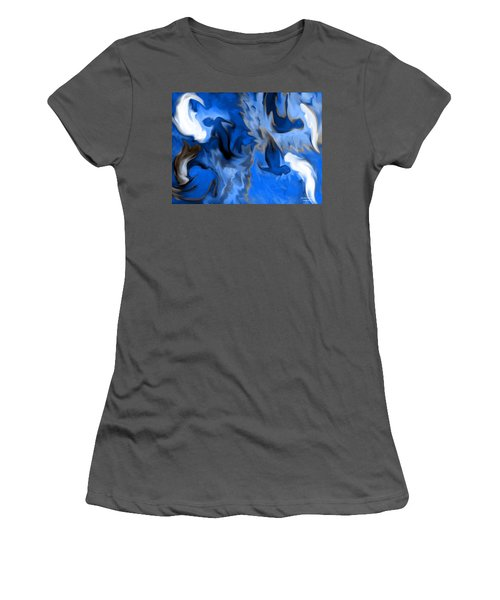 Mermaids Women's T-Shirt (Athletic Fit)