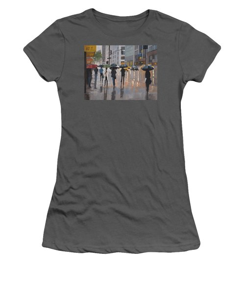 Mid Town Women's T-Shirt (Athletic Fit)