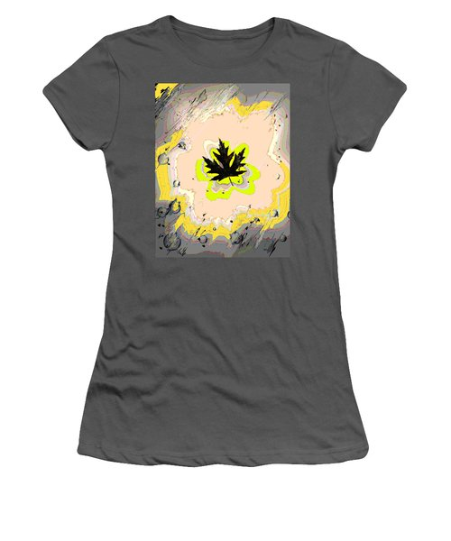 Mighty Oak Women's T-Shirt (Junior Cut) by Desline Vitto