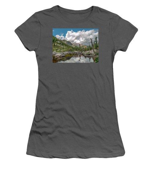 Mills Lake 5 Women's T-Shirt (Athletic Fit)