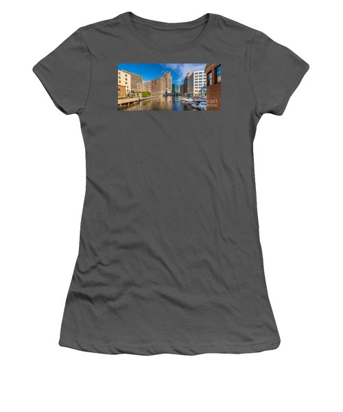 Milwaukee Summer Nights Women's T-Shirt (Athletic Fit)