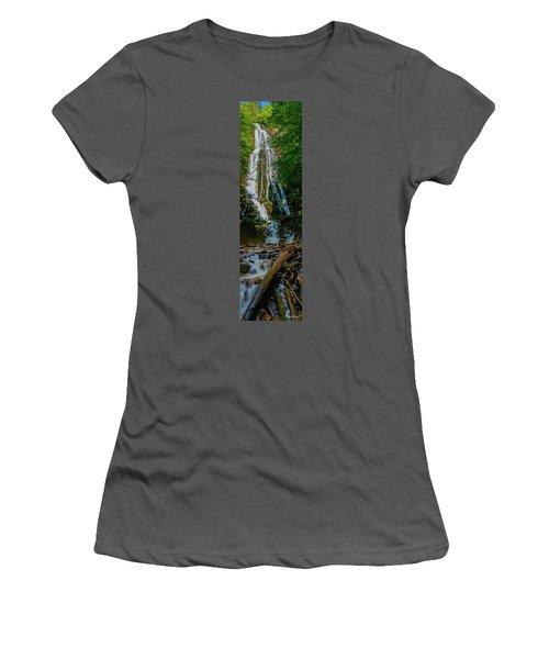 Mingo Falls Women's T-Shirt (Athletic Fit)