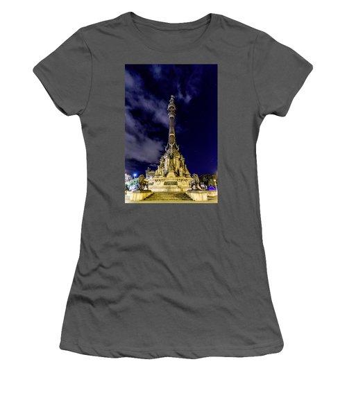 Mirador De Colom Women's T-Shirt (Junior Cut)