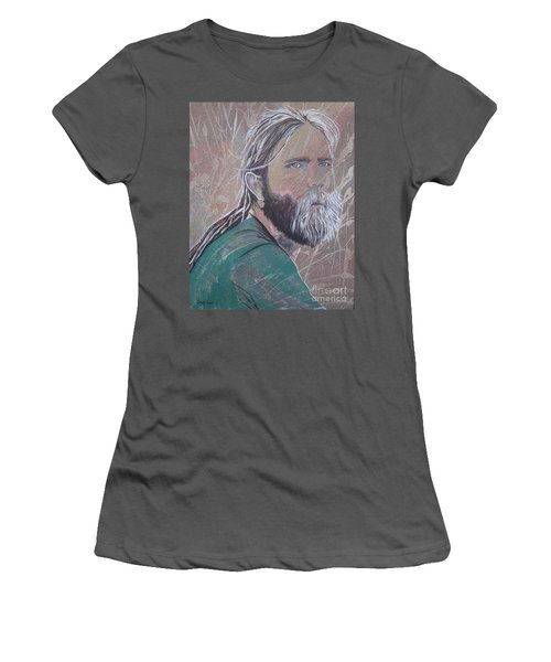 Missing Brent Women's T-Shirt (Athletic Fit)