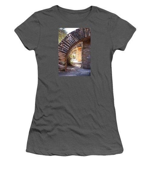 Mission San Jose Women's T-Shirt (Athletic Fit)