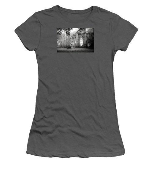Misty Ruins Women's T-Shirt (Junior Cut) by Scott Hansen