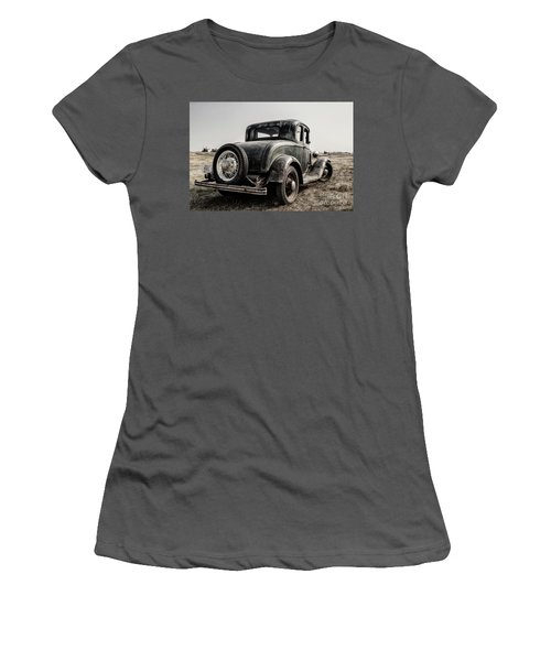 Model A Women's T-Shirt (Athletic Fit)
